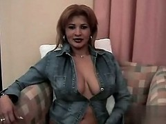 Colombiana Dolly En Casting